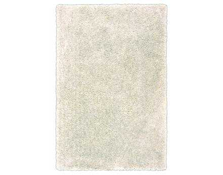 Surya Goddess Rectangular White Area Rug