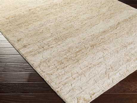 Surya Galloway Rectangular Ivory Area Rug