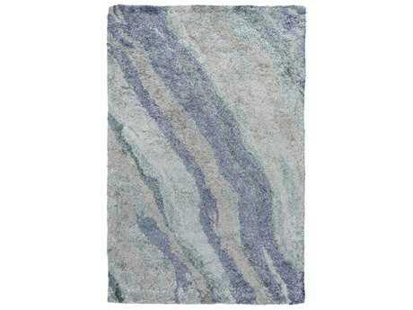 Surya Gemini Rectangular Sea Foam, Teal & Emerald Area Rug
