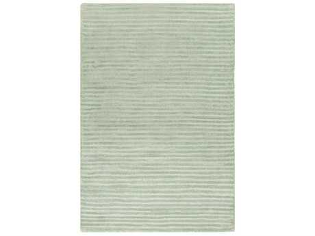 Surya Graphite Rectangular Sea Foam Area Rug