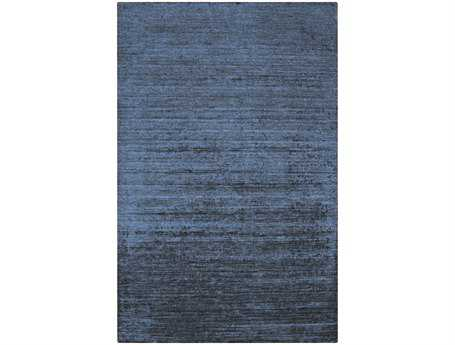 Surya Haize Rectangular Blue Area Rug