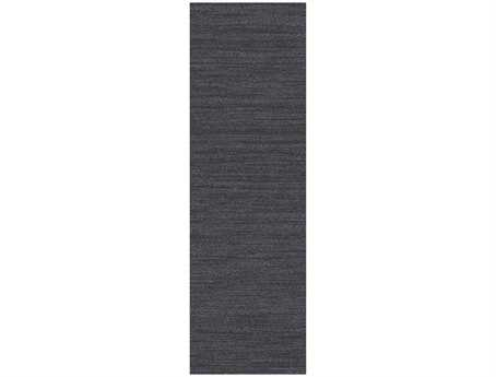 Surya Haize 2'6'' x 8' Rectangular Gray Runner Rug