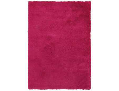 Surya Heaven Rectangular Pink Area Rug