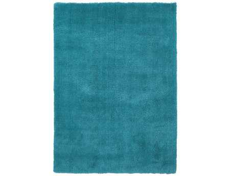 Surya Heaven Rectangular Blue Area Rug