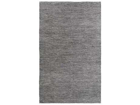 Surya Holmes Rectangular Black Area Rug