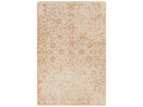 Surya Hoboken Rectangular Tan Area Rug