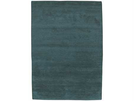 Surya Mugal Rectangular Teal Area Rug
