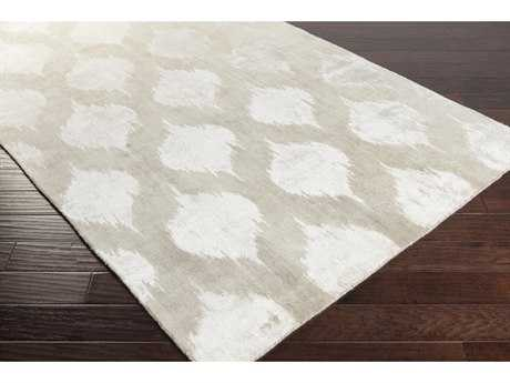Surya Mugal Rectangular Taupe & Ivory Area Rug