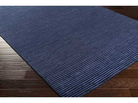 Surya Mugal Rectangular Navy Area Rug