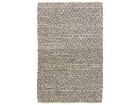 Surya Ingrid Rectangular Light Gray Area Rug