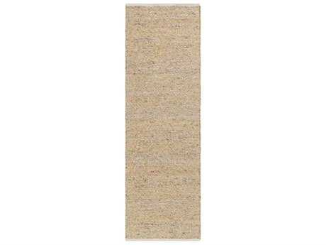 Surya Ingrid 2'6'' x 8' Rectangular Burnt Orange Runner Rug