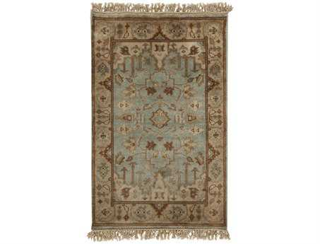 Surya Adana Rectangular Gray Area Rug