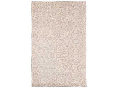 Surya Ithaca Rectangular Light Gray & Olive Area Rug