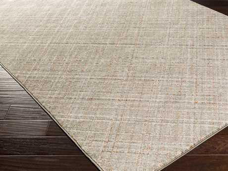 Surya Jax Rectangular Light Gray Area Rug