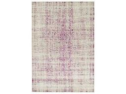 Surya Jax Rectangular Dark Purple, Camel & Light Gray Area Rug