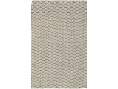 Surya Jute Woven Rectangular Gray Area Rug