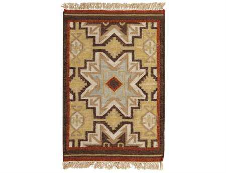 Surya Jewel Tone II Rectangular Beige Area Rug