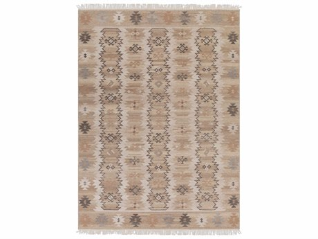 Surya Jewel Tone II Rectangular Gray Area Rug SYJTII2047REC