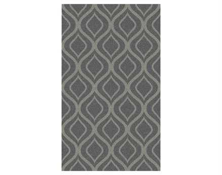 Surya Kabru Rectangular Gray Area Rug