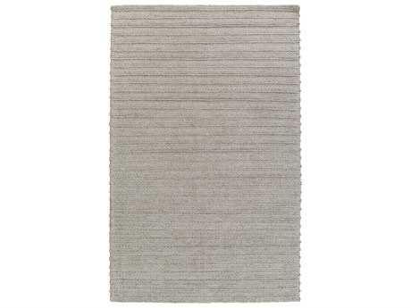 Surya Kindred Rectangular Gray Area Rug