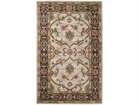 Surya Kensington Rectangular Beige Area Rug