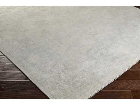 Surya Lara Rectangular Khaki, Light Gray & Sea Foam Area Rug