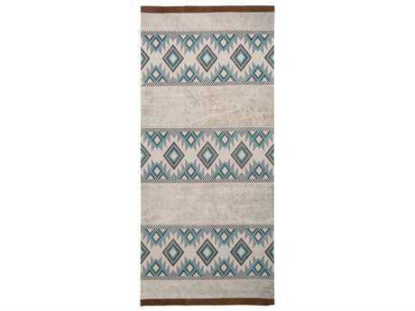 Surya Lasso 2'6'' x 8' Rectangular Light Gray Runner Rug