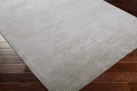 Surya Candice Olson Luminous Rectangular Gray Area Rug