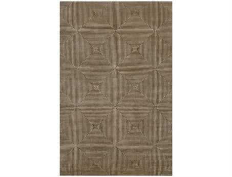 Surya Candice Olson Luminous Rectangular Brown Area Rug