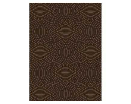 Surya Candice Olson Luminous Rectangular Brown Area Rug