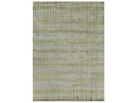 Surya Luminous Rectangular Dark Green & Sea Foam Area Rug