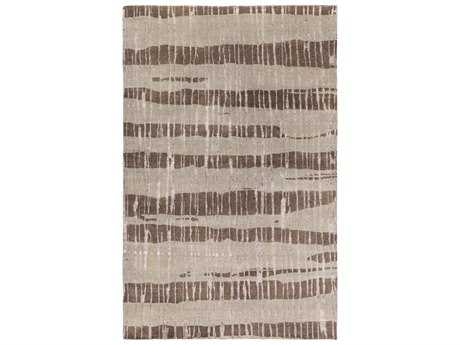 Surya Luminous Rectangular Taupe Area Rug