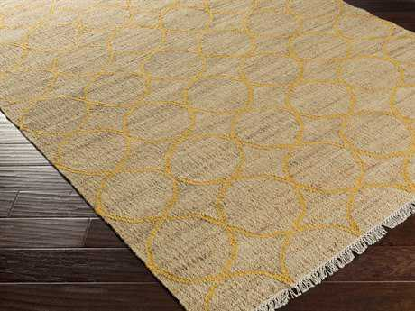 Surya Laural Rectangular Sunflower Area Rug
