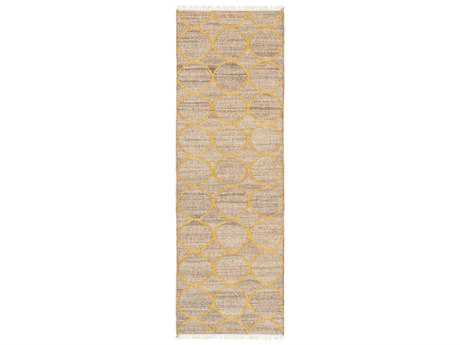 Surya Laural 2'6'' x 8' Rectangular Sunflower Runner Rug
