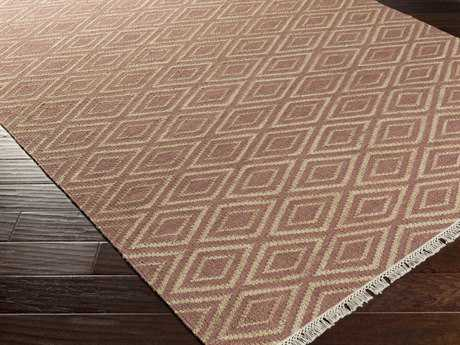 Surya Laural Rectangular Mocha Area Rug