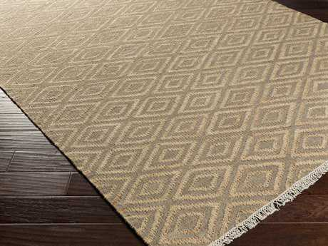 Surya Laural Rectangular Beige Area Rug
