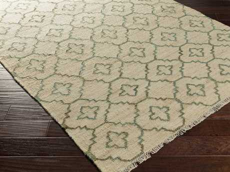 Surya Laural Rectangular Moss Area Rug