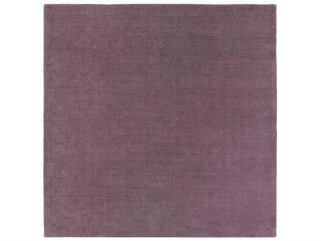Surya Mystique Square Lavender Area Rug