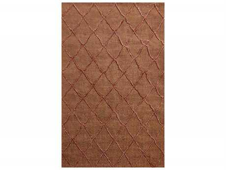 Surya Mateo Rectangular Burgundy Area Rug