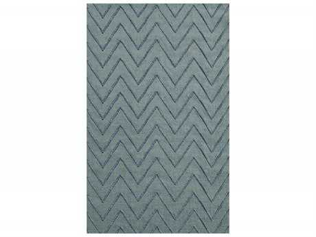 Surya Mateo Rectangular Teal Area Rug