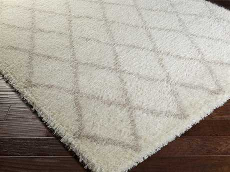 Surya Mercer Rectangular Beige Area Rug