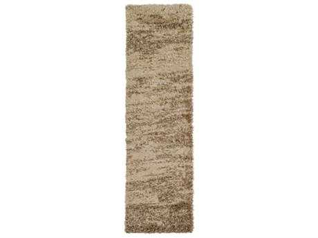 Surya Mercer 2'3'' x 7'8'' Rectangular Beige Runner Rug