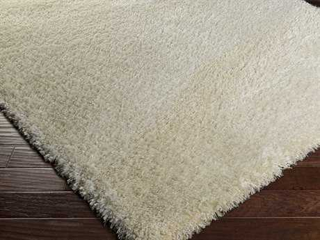 Surya Mercer Rectangular Ivory Area Rug