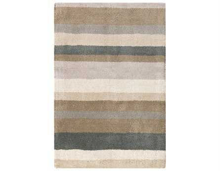 Surya Madison Square Rectangular Gray Area Rug