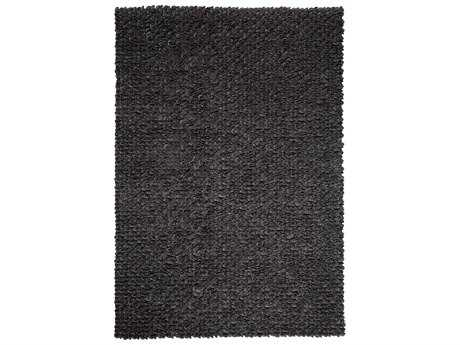 Surya Metropolis Rectangular Light Gray Area Rug