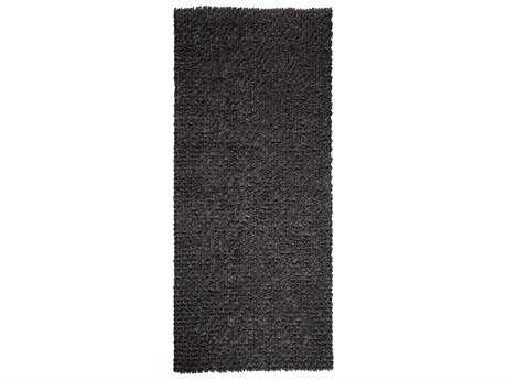 Surya Metropolis 2'6'' x 8' Rectangular Light Gray Runner Rug