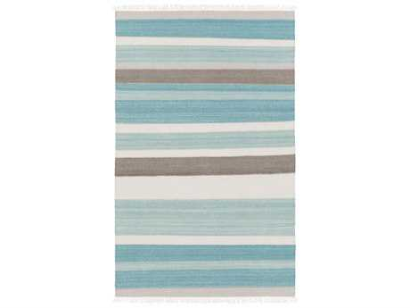 Surya Miguel Rectangular Teal Area Rug