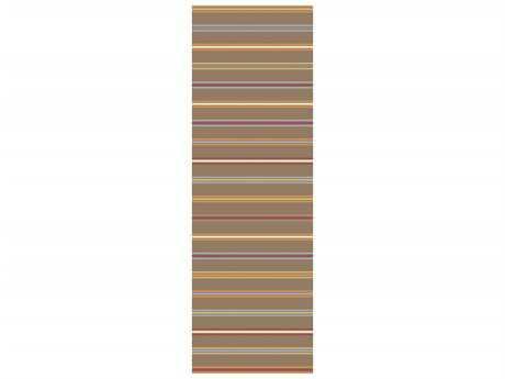 Surya Miguel 2'6'' x 8' Rectangular Olive Runner Rug