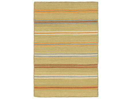 Surya Miguel Rectangular Burnt Orange Area Rug