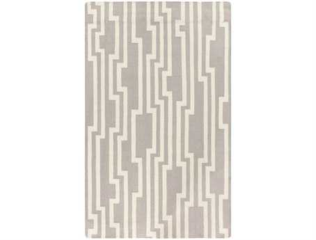 Surya Candice Olson Market Place Rectangular Gray Area Rug